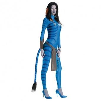 e79a55437506 Kostým pro ženy - Neyitiri (Avatar) - LEVNÁ PARTY