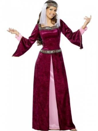 240b48cb0a07 Kostým pro ženy - Královna růžová - LEVNÁ PARTY