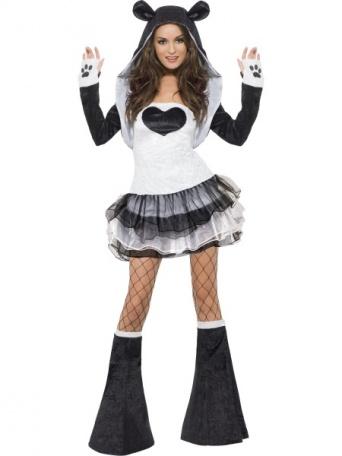 24d86e843a8d Kostým pro ženy - Sexy panda - LEVNÁ PARTY